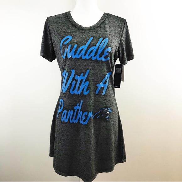 0e447bf9 NFL Carolina Panthers Women's Sleepwear Size Small NWT